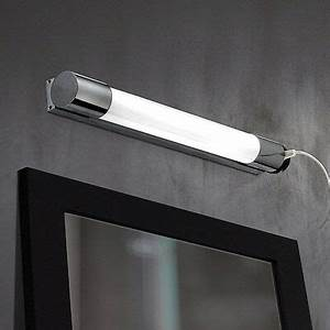 Spiegellampe Mit Steckdose : led wandleuchte paulien wandlampe chrom opal ip44 badlampe mit schalter eur 125 90 picclick de ~ Buech-reservation.com Haus und Dekorationen