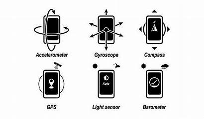 Sensors Phone Smart Iphone Android Hardware Check