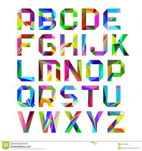 the alphabet in letters bright alphabet letters royalty free stock photos image