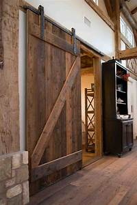 wonderful barn doors in house sliding barn door in house With barn style patio doors