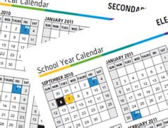 calendars lakehead public schools