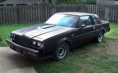 Buick Grand National 1987 by No Reserve 1987 Buick Grand National