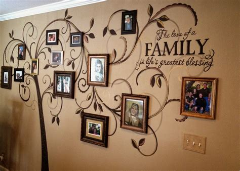 Creative Living With Pennie And Page Family Tree Mural