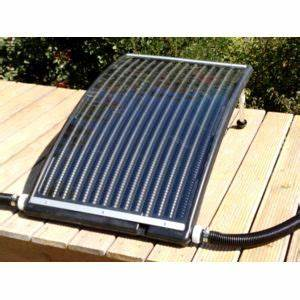 loisirs net panneau solaire modulosol avec kit by pass With beautiful installation chauffage solaire piscine 1 panneau solaire modulosol avec kit by pass pour piscine