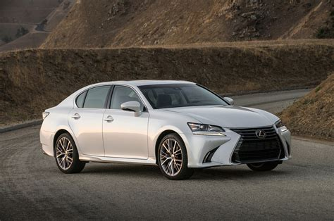 Lexus Gs Photo by 2017 Lexus Gs Reviews And Rating Motor Trend