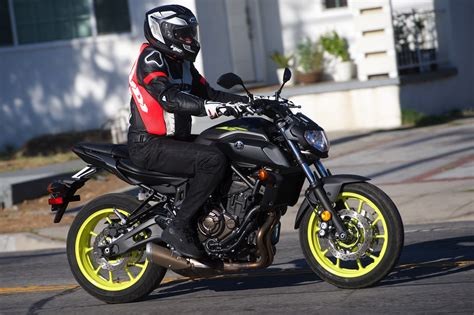 mt 07 yamaha 2018 yamaha mt 07 test term sport commuter review
