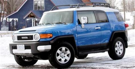 2019 Toyota Fj Cruiser  Car Photos Catalog 2018