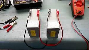 Batterie En Serie : batterie en serie ou parall le youtube ~ Medecine-chirurgie-esthetiques.com Avis de Voitures