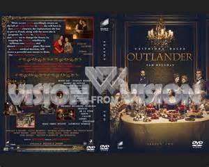 Outlander DVD-Cover Season 2