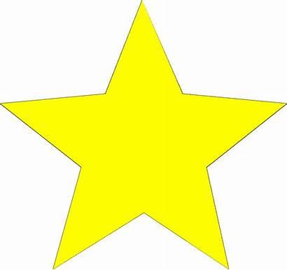 Sterne Clipart Cliparts Clip Yellow Studii Apartman