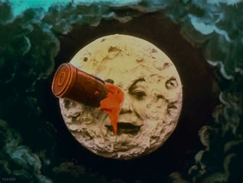 georges méliès a trip to the moon le voyage dans la lune gifs on giphy