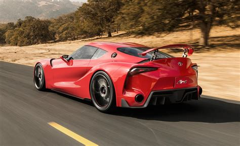 pictures of toyota sports cars car and driver