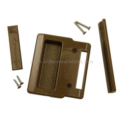 andersen screen door handle gliding patio door insect screen hardware pkg 2650504