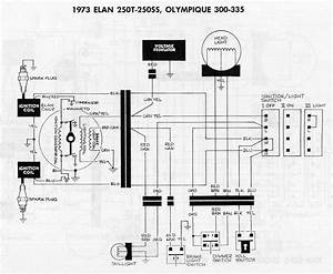 Wiring Diagram 1999 670 Skidoo