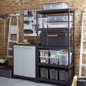 Garage storage garage shelving storage cabinets diy for Home bar furniture malta