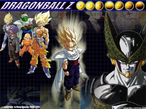 papel de parede dragon ball   techtudo