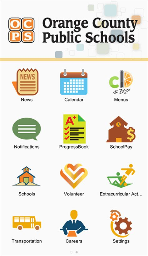 awesome ocps mobile app audubon park school