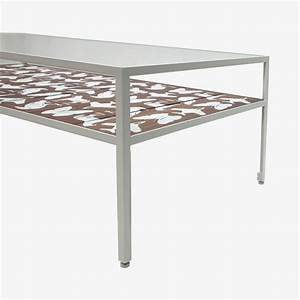 Re 24 angle steel coffee table with dylan egon silk for 24 x 24 coffee table