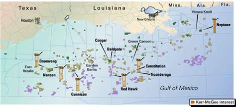 Constitution / Ticonderoga Field - Offshore Technology