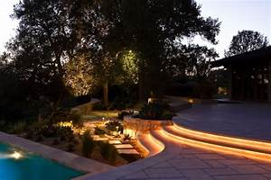 Outdoor lighting ideas perfect for your back garden for Outdoor rope lighting ideas