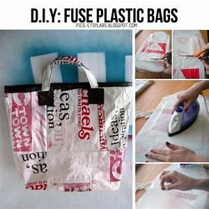 diy-fuse-plastic-bags - All For Fashions - fashion, beauty