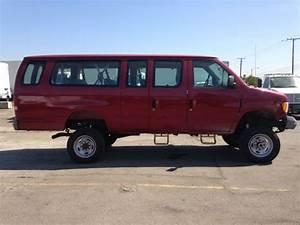 Buy Used Ford 1999 E350 Super Duty 12 Passenger Van