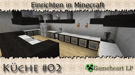 Minecraft Kuche Bauen by Minecraft K 252 Che 02 Einrichten In Minecraft