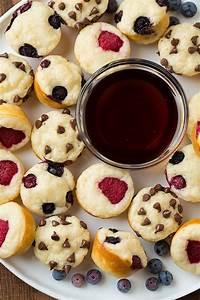 Mini Pancake Muffins  Ready In 30 Minutes