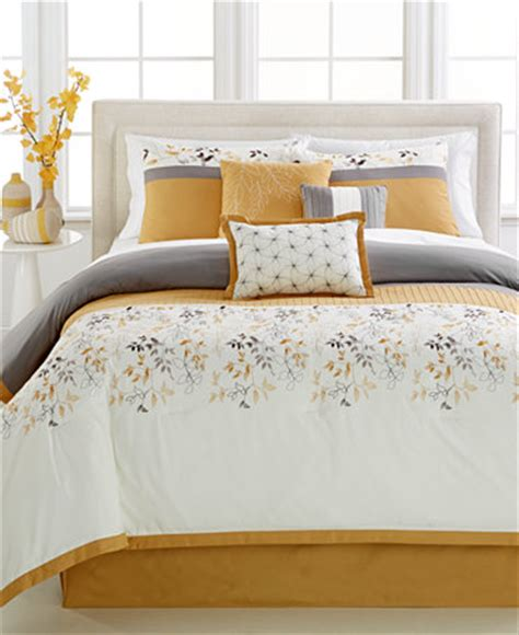 comforter sets at macy s york 7 pc california king comforter set bed in a bag