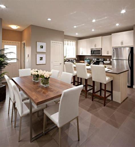 cuisine ouverte sur salle à manger et salon la cuisine ouverte sur la salle à manger 55 photos