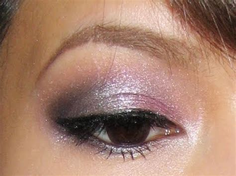 homecoming makeup tutorial pink silver lining youtube