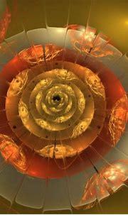 Flower 3D by iside2012 on DeviantArt | Fractal art ...