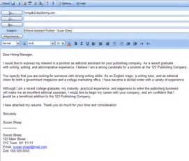 how to write an application letter cover letter that s you a job
