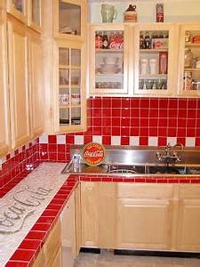 Crochet crazeor is that crazy coca cola kitchen for Kitchen cabinets lowes with coca cola wall art