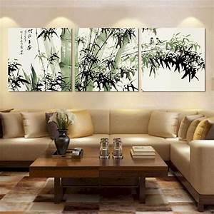 Living, Room, Wall, Art, Ideas, 09, U2013, Decoredo
