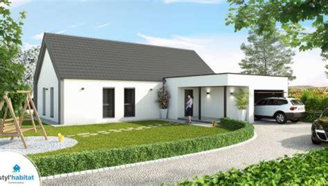 Exemple Interieur Maison Modele Maison U Mulhouse U Plan Maison Contemporaine Et Moderne