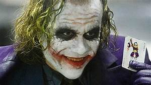 Halloween Joker Makeup Tutorial Batman Saga | Korean ...