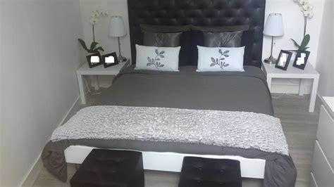 chambre noir et blanc awesome deco noir et blanc chambre ado contemporary