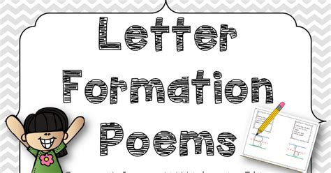 journeys letter formation poems completepdf teaching