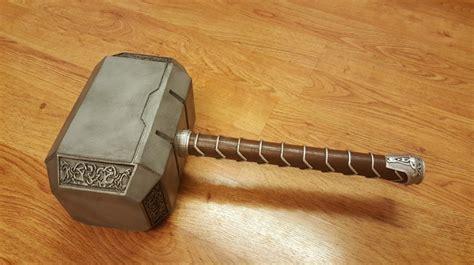 thor hammer mjolnir 3d print pic 4 htxt africa