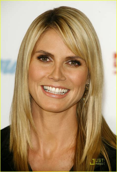 Heidi Klum Bear Hug Photo Pictures