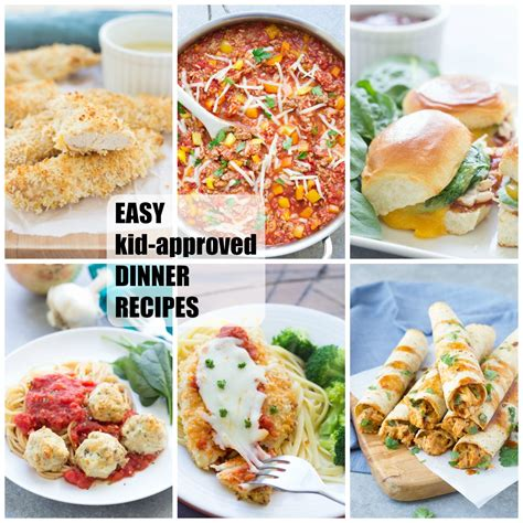 cbell kitchen recipe ideas easy kid approved dinner recipes kristine s kitchen