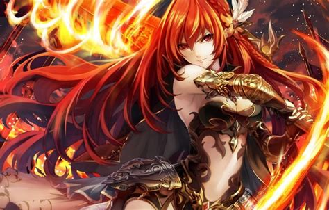 Anime Vire Wallpaper - wallpaper anime firesword images for desktop
