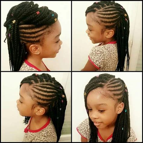 Lil Kid Hairstyles by Pin By Allen On Hair Braided Hairstyles Hair