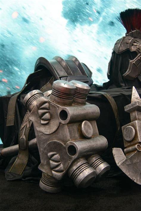 thor ragnarok fan event hulk armor revealed for thor ragnarok at sdcc