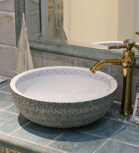 vintage style bathroom sinks aliexpress com buy europe vintage style art porcelain