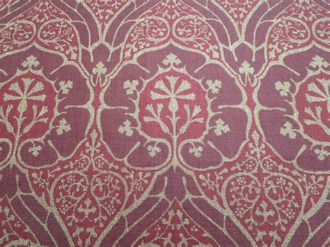 William Morris Upholstery Fabric by William Morris Curtain Upholstery Fabric Voysey 2 4