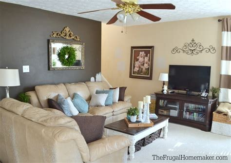 paint colors living room accent wall how to paint a accent wall using scotchblue