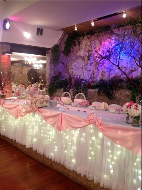 picture gallery decorated interior for wedding receptions quinceaneras special event photo