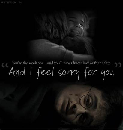 Potter Harry Friendship Quotes Never Know Ll